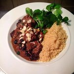 Beef & Preserved Lemon Tagine