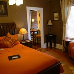 The Mahogany Suite