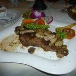 lovely steak