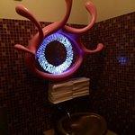 Crazy AWESOME bathroom!