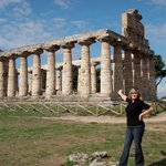 Paestum has some of the most well-preserved ancient Greek temples in the world.