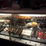 Verschillende soorten cake en taart