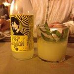 Pep lemon with menthe