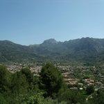 Panoramaperron onderweg van Palma naar Soler