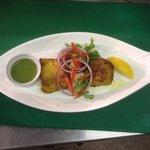 Neighbours Chefs -tandoori fish tikka.