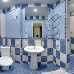 Ванная комната, Эконом