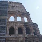 Колизей реставрируют