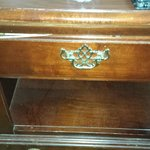 Borken furniture