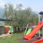 speelparadijs voor de kinderen