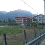 rustige en mooie omgeving appartementencomplex