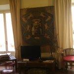Living room/ sitting area