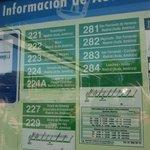 Rutas de autobus a Madrid