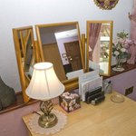 Dressing table/ work area in Room 1