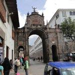 Gate off square