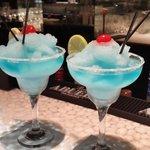 Awesome Mykonos Margaritas
