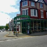 Corner Cafe, Rhos-on-Sea