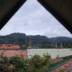 La vista desde mi habitación