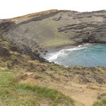 Green Sand Beach cover