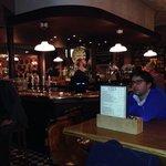 Cozy and roomy pub