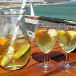 Fantastic White Wine Sangria!