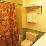 Bathroom at the Evergreen at The Thompson House