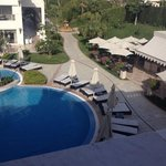 Byblos pool and bar