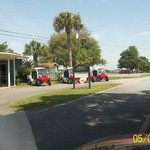 Jekyll Island Airport car rental site