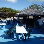 124 Big Bamboo Bar, Loblolly Beach, Anegada April 28