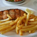 Chargrilled Salmon. Fresh & Tasty!!!