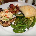 Chicken Chesapeake, delish!