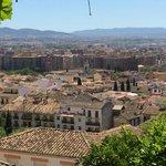 Granada from the front door