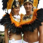 Your Wedding at the Tiki Village - Votre union célébré au Tiki Village
