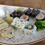 Strikid sushi