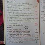 La Carte - page 2/3