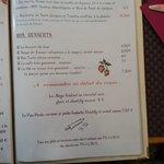 La carte - page 3/3