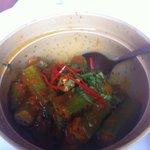 Great Okra dish