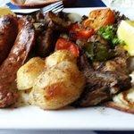 Mixed Grill at Athena Palace
