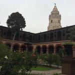 Jardín del convento