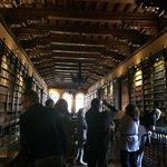 Biblioteca, tesoro en libros