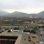 Lima desde la cúpula