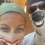 Dust Masks provided