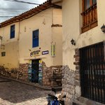 walking areas near hotel Casa Andina Classic - Cusco San Blass