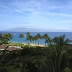 View at midday from balcony Rm 3615 at the Westin Kaanapali ocean resort villas