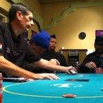 Harrah's Poker room dealer