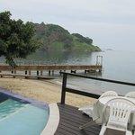 piscina e praia
