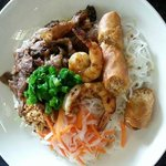 Pork and Shrimp Vermicelli