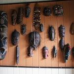 Fijian Mask Carvings