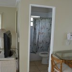 Bathroom of the 2 Bedroom / 2 Bathroom Apartment