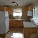 Kitchen of the 2 Bedroom / 2 Bathroom Apartment
