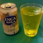 Appropriately Gold Inca Cola